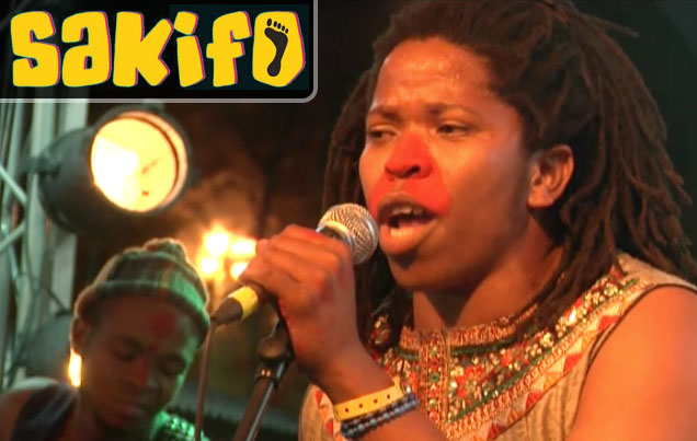 Sakifo Musik Festival - The Brother Moves On au Sakifo 2013